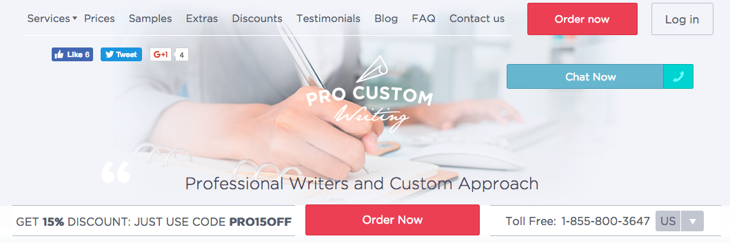 procustomwriting.com review