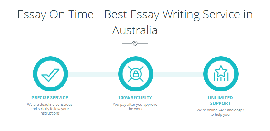 Legit Essay on time services